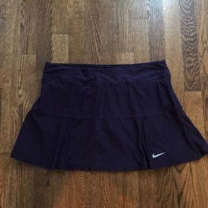 Nike dry fit Tennis skirt/skort